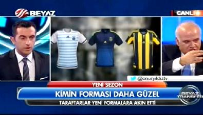 fenerbahce - Ahmet Çakar'dan Fenerbahçe formasına olay benzetme
