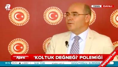 Mevlüt Karakaya'dan Kılıçdaroğlu'na koltuk değneği tepkisi