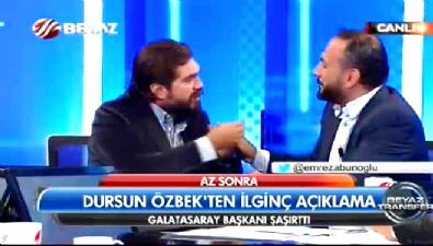 fenerbahce - Rasim Ozan'dan Fenerbahçe iddiası