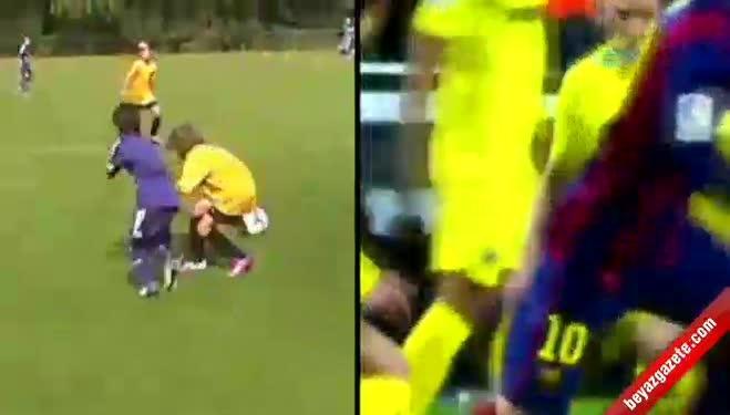 barcelona - Geleceğin Messi'si