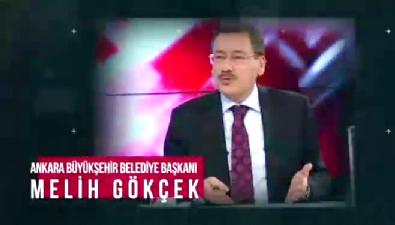 Melih Gökçek, gündemi değiştirecek açıklamalarıyla Beyaz TV'de