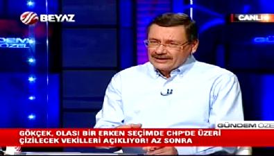 Melih Gökçek: CHP'den ihraç edilecek isimler var