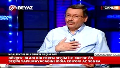 Melih Gökçek: AK Partili vatandaşlar koalisyon istemiyor