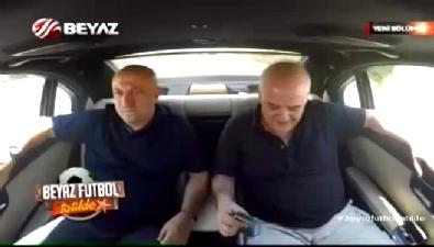 Beyaz Futbol ekibine şok kamera şakası