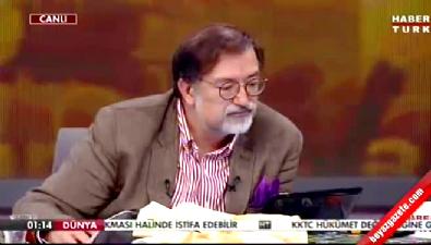 Murat Bardakçı'dan seyirciye: 'Beynin olduğunu tahmin etmiyorum'