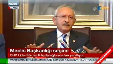 CHP lideri Kılıçdaroğlu: Vallahi dedikodudan bıktım