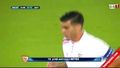 barcelona - Barcelona: 4 Sevilla: 2 (Gol: Reyes) UEFA Süper Kupa finali