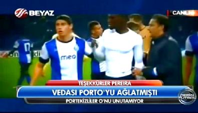 fenerbahce - Vitor Pereira'nın vedası herkesi ağlatmış