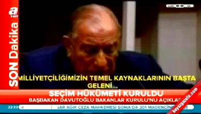 Merhum Türkeş'in yorumuyla Milliyetçilik kavramı