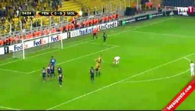 fenerbahce - Fenerbahçe - Molde maçının golleri