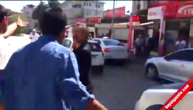 Çatışma sonrası polise saldırı