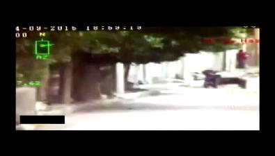 Pusu kuran PKK'lı böyle vuruldu Haberi