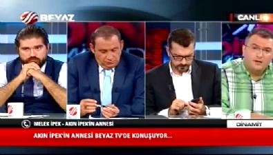 Melek İpek: Erdoğan hakkındaki yayınları tasvip etmiyorum Haberi