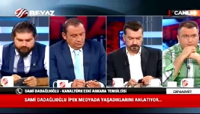 Sami Dadağlıoğlu: Bana kumpas kurdular Haberi