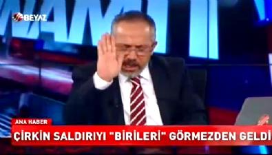 Latif Şimşek isyan etti masayı yumrukladı!