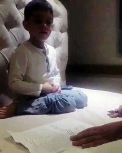 Cem Yılmaz ve oğlundan yeni video