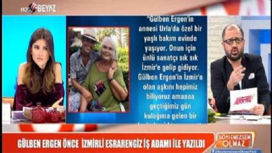 Gülben Ergen ile ilgili şoke eden yasak aşk iddiaları