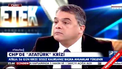 Talat Atilla: Atatürk portresini 1 değil 3 vekil indirdi İzle