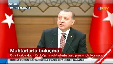 Cumhurbaşkanı : 'Pkk ve Pyd bal gibi terör örgütü' dür