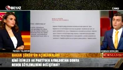 Osman Gökçek'ten Hakan Şükür'e: Ne oldu da bu kadar döndün?