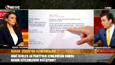 Osman Gökçek: Hakan Şükür'ün 5 yıl sonra mı aklı başına geldi?