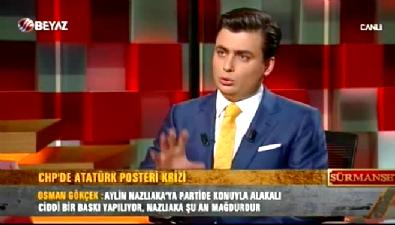 Gökçek: CHP elinde rakı kadehiyle tweet atan Hüseyin Aygün'e soruşturma açtı mı?