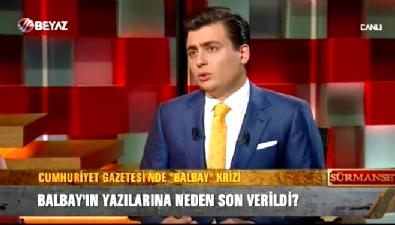 Osman Gökçek: Balbay Cumhuriyet gazetesi için bedel ödedi