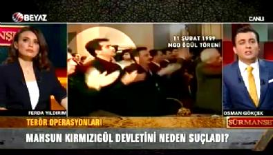 Osman Gökçek'ten Mahsun Kırmızıgül'e: Şakşakçı!