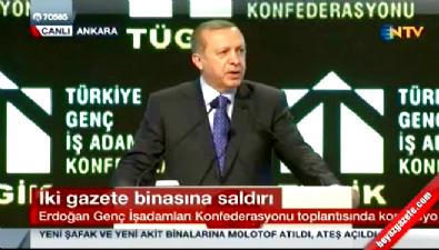 Cumhurbaşkanı Erdoğan TÜGİK Mali Genel Kurulu'nda konuştu