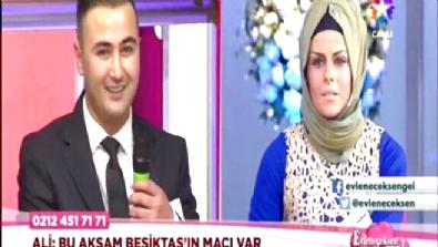 Evleneceksen Gel - Ali: Beşiktaş'ın Maçı Var.. Düğünüm Olsa Gitmem