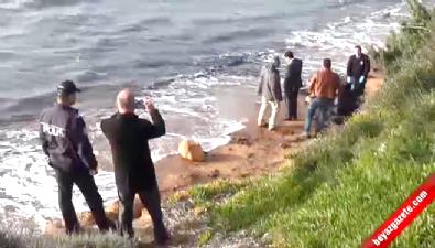 Didim'de kafası olmayan çocuk cesedi bulundu