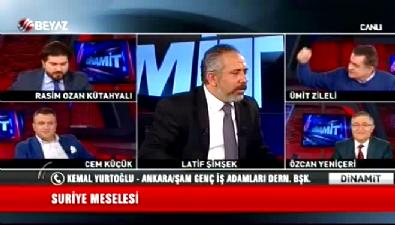 Ekranda sert 'Esad' kavgası