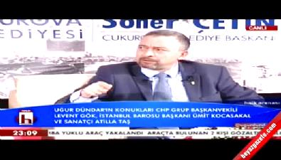 Baro Başkanı Kocasakal'dan skandal sözler