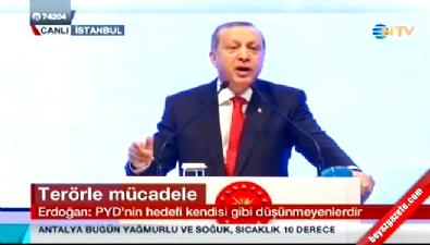 Cumhurbaşkanı Erdoğan: Esed'e dedim ki...
