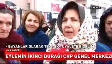CHP'li belediye evsiz bıraktı