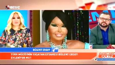Bülent Ersoy'dan elbise açıklaması