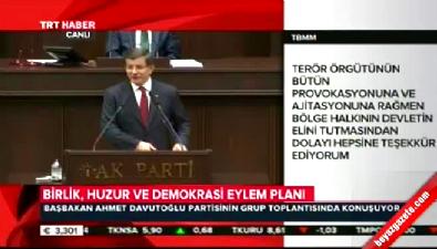Başbakan Davutoğlu'ndan o gazeteciye tepki İzle