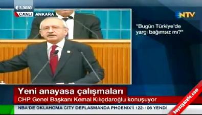 Kemal Kılıçdaroğlu: 4 yıllık hukuk fakültesi olmaz, değiştirelim