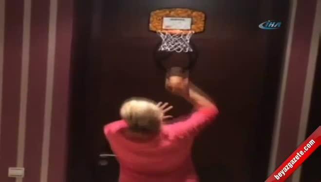 barcelona - Arda'nın annesi basketçi çıktı