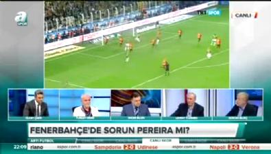 fenerbahce - Gürcan Bilgiç: Fenerbahçe derbiye Pereira'sız çıkabilir