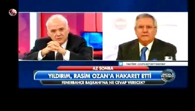 fenerbahce - Ahmet Çakar'dan Aziz Yıldırım'a yanıt