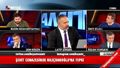 Ümit Zileli. Tanrıkulu'nun yeri HDP'dir