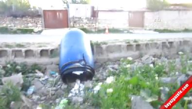 Lice'de 200 kiloluk bomba bulundu
