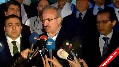 Vali Münir Karaloğlu: Saldırıyı bir kadın terörist gerçekleştirdi