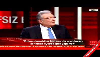Baykal'dan Kılıçdaroğlu'na: Biraz cesur ol