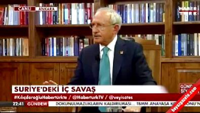 Kılıçdaroğlu: PYD terör örgütüdür