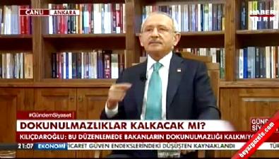 Kılıçdaroğlu: Bizim vekillerimiz asla kavga etmiyorlar