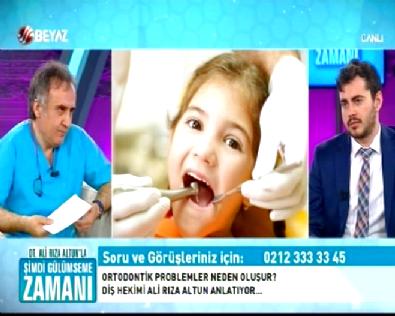 Dt. Ali Rıza Altun ile Şimdi Gülümseme Zamanı 30.04.2016