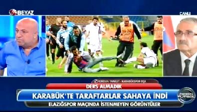 KArabükspor Başkanı Beyaz Futbol'a konuştu Haberi