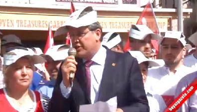 İşçiden CHP'li Başkan'ı susturan tepki